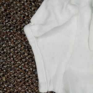 Children's Place Shirts & Tops - White polo